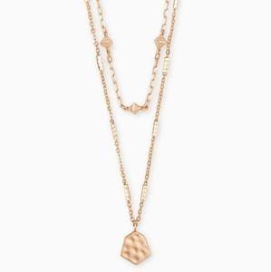 Kendra Scott ■ Rose Clove Multi Strand Necklace